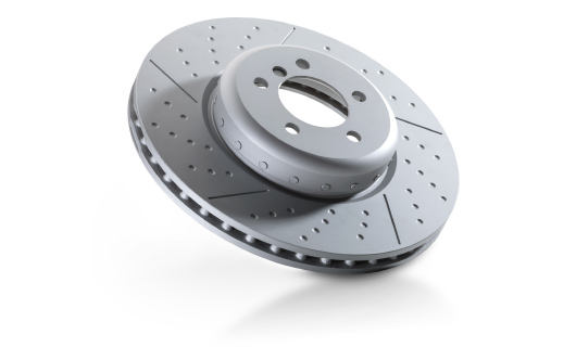 The two-piece brake disc from HELLA PAGID